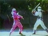 music video : Hexstatic - Ninja Tune