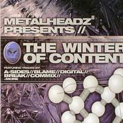 various artists - Winter Of Content (Metalheadz METH006CD, 2005) : посмотреть обложки диска