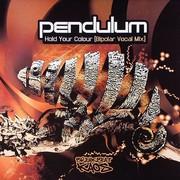 Pendulum - Hold Your Colour (remix) / Streamline (Breakbeat Kaos BBK016, 2006) : посмотреть обложки диска