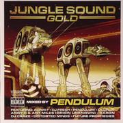 Pendulum - Jungle Sound Gold (Breakbeat Kaos BBK001GCD, 2006) : посмотреть обложки диска