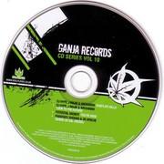 various artists - Ganja Records CD Series volume 10 (Ganja Records RPGCDS010, 2005) : посмотреть обложки диска