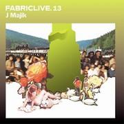 J Majik - Fabriclive 13 (Fabric (London) FABRIC26, 2003) : посмотреть обложки диска