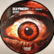 DJ Fresh - Nervous / Matador (Breakbeat Kaos BBK017, 2006) : посмотреть обложки диска