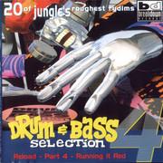 various artists - Drum & Bass Selection vol. 4 (Reload - Running It Red) (Breakdown Records BDRCD06, 1995) : посмотреть обложки диска