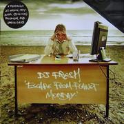 DJ Fresh - Escape From Planet Monday (Breakbeat Kaos BBK003CD, 2006) : посмотреть обложки диска