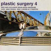 various artists - Plastic Surgery 4 (Hospital Records NHS54CD, 2003) : посмотреть обложки диска
