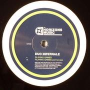 Duo Infernale - Playing Games (Horizons Music HZN008, 2006) : посмотреть обложки диска