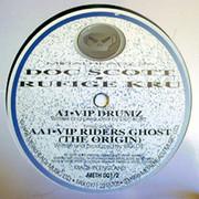 various artists - VIP Drumz / VIP Riders Ghost (The Origin) (Metalheadz METH001, 1996) : посмотреть обложки диска