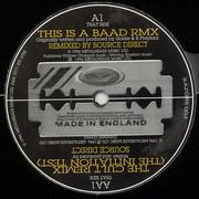 various artists - This Is A Baad / The Cult (Remixes) (Razors Edge RAZORS003, 1996) : посмотреть обложки диска