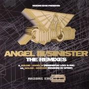 Goldie - Angel III / Sinister (The Remixes) (Razors Edge RAZORS007, 2004) : посмотреть обложки диска