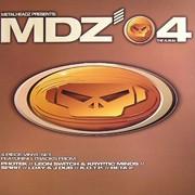 various artists - MDZ.04 The Album (Metalheadz METH004LP, 2004) : посмотреть обложки диска