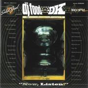DJ Food & DK - Solid Steel Presents DJ Food & DK - Now, Listen! (Ninja Tune ZENCD055, 2001) : посмотреть обложки диска