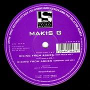 Makis G - Rising From Ashes (Mixes) (Liftin' Spirit Records ADMM30, 2001) : посмотреть обложки диска