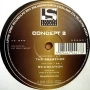 Concept 2 - The Presence / Re-Creation (Liftin' Spirit Records ADMM31, 2002) : посмотреть обложки диска