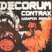 Decorum - Contrax (Remixes) (Liftin' Spirit Records ADMM36, 2004) : посмотреть обложки диска