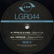 various artists - Stand Up / Balance Point (Looking Good Records LGR044, 2002) : посмотреть обложки диска