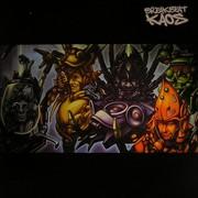 DJ Fresh - Scream / Steam (Breakbeat Kaos BBK022, 2007) : посмотреть обложки диска