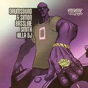 Drumsound & Simon Bassline Smith - Killa DJ / Big Tings (Breakbeat Kaos BBK013, 2005) : посмотреть обложки диска