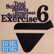 Total Science - Breakbeat Science Exercise 6 (Breakbeat Science BBSCD032, 2007) : посмотреть обложки диска
