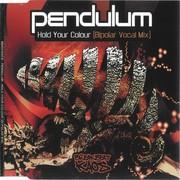 Pendulum - Hold Your Colour (Breakbeat Kaos BBK016SCD, 2006) : посмотреть обложки диска