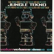 various artists - Jungle Tekno Volume One (Jumpin' & Pumpin' CDTOT05, 1992) : посмотреть обложки диска