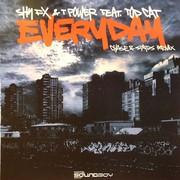 Shy FX & T-Power - Everyday (remix) / Don't Rush (Digital Soundboy SBOY002R, 2006) : посмотреть обложки диска