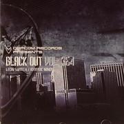 Kryptic Minds & Leon Switch - Black Out Vol. 3&4 (Defcom Records DCOM02CD, 2006) : посмотреть обложки диска