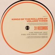 various artists - Kingz Of The Rollers EP volume 3 (31 Records 31R019, 2003) : посмотреть обложки диска