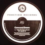 Concord Dawn - Tonite (Pendulum Remix) / Appollo 13 (Function Records CHANEL9617, 2004) : посмотреть обложки диска