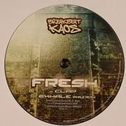 DJ Fresh - Clap / Exhale (Inhale Remix) (Breakbeat Kaos BBK025, 2008) : посмотреть обложки диска