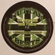 UK Apache & MIR Crew - Every Man Has A Right (Nuttah Beats NUTTAH004, 2008) : посмотреть обложки диска
