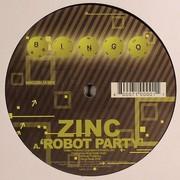 Zinc - Robot Party / Hold On (Krust remix) (Bingo Beats BINGO080, 2008) : посмотреть обложки диска