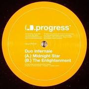 Duo Infernale - Midnight Star / The Enlightenment (Progress PRG002, 2006) : посмотреть обложки диска