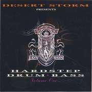 various artists - Desert Storm presents Hardstep Drum & Bass Volume One (Century Vista CVRDS18016-2, Desert Storm Recordings STORM1CD, 1998) : посмотреть обложки диска