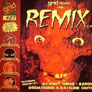 various artists - The Remix EP (Grid Recordings GRID027, 2004) : посмотреть обложки диска