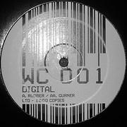 Digital - Rubber / Gurner (White Cow WC001, 2004) : посмотреть обложки диска