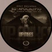 KG - Remain Where You Are (VIP) / Apocalypto (remix) (Easy Records EASYDJ040, 2008) : посмотреть обложки диска