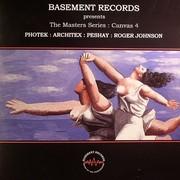 various artists - The Masters Series: Canvas 4 (Basement Records BRSSDNB004, 2008) : посмотреть обложки диска