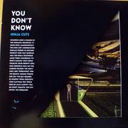 various artists - You Don't Know: Ninja Cuts (Ninja Tune ZENCD150, 2008) : посмотреть обложки диска