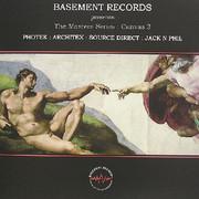 various artists - The Masters Series: Canvas 3 (Basement Records BRSSDNB003, 2008) : посмотреть обложки диска