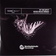Technicolour - At The Spot / Good News Green (remix) (Worldwide Audio Recordings WAR016, 2008) : посмотреть обложки диска