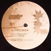 Q Project - Bang Out / Tears (Creative Source CRSE041, 2005) : посмотреть обложки диска