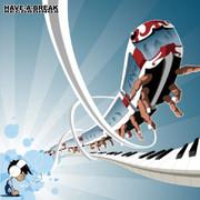 Mow - Train To Melmac (Remixes) (Have-A-Break Recordings HAB004, 2006) : посмотреть обложки диска