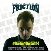 Friction - Assassin Volume One (Shogun Audio SHACD002, 2009) : посмотреть обложки диска