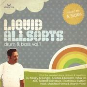 A-Sides - Liquid Allsorts Drum & Bass vol 1 (Allsorts ALLSORTSCD001, 2009) : посмотреть обложки диска