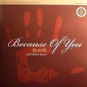 Blame - Because Of You / Bring Me Down (720 Degrees 720NU033, 2009) : посмотреть обложки диска