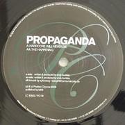 Propaganda - Hardcore Will Never Die / The Happening (Position Chrome PC76, 2009) : посмотреть обложки диска