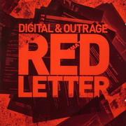 Digital & Outrage - Red Letter (Function Records CHANELD01CD, 2009) : посмотреть обложки диска