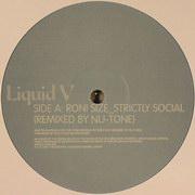 various artists - Strictly Social (remix) / Autumn (remix) (Liquid V LQD001, 2004)