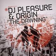 DJ Pleasure & Origin - The Dawning / Runaway (Stereotype STYPE012, 2009) : посмотреть обложки диска